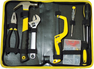 Stanley 72118IN 8 Piece Basic Tool Kit