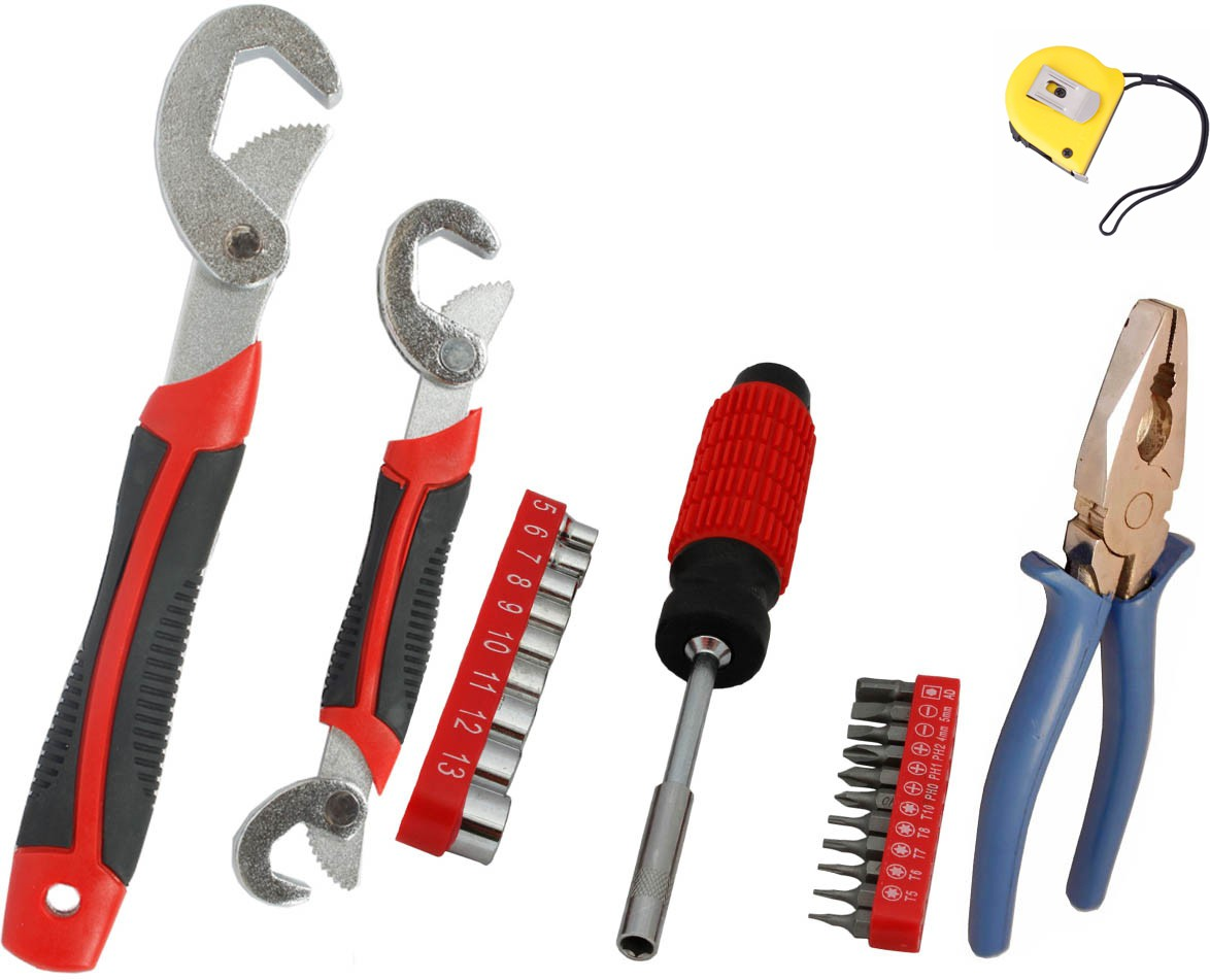 Asraw Hand Tool Kit(5 Tools) Image