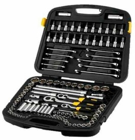 Stanley 91-931 120pc Master Set Power & Hand Tool Kit