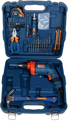 Powermaxx Mega Maxx Power & Hand Tool Kit