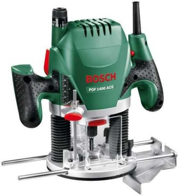 Bosch POF 1400 ACE Router Power Tool Kit