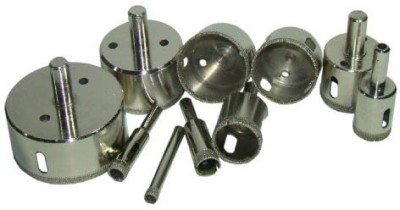 Others Marble Hole Saw Power & Hand Tool Kit(10 Tools)