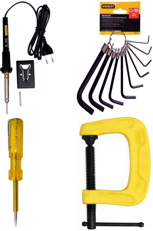 Stanley Household Power & Hand Tool Kit(4 Tools)
