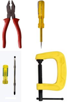 Taparia Household Power & Hand Tool Kit(4 Tools)