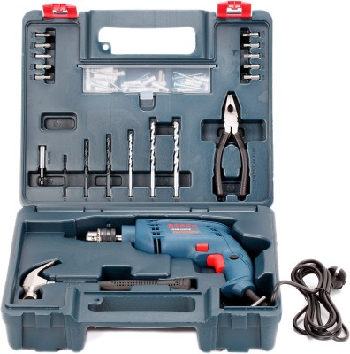 Bosch Power & Hand Tool Kit