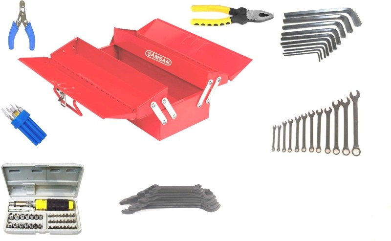 Samsan Hand Tool Kit(82 Tools)