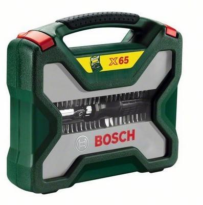 Bosch X-Line 2 607 019 328 Screwdriver Set (65 Pc)