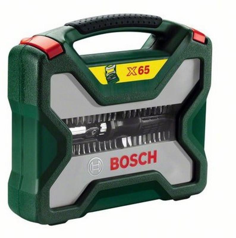 Bosch 65 piece X line set Hand Tool Kit(65 Tools)
