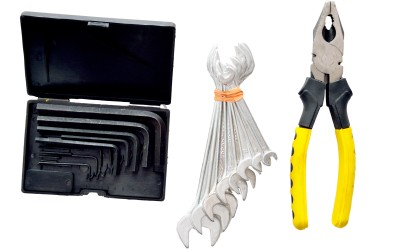 Visko 808 Home Tool Kit (3 Pc)