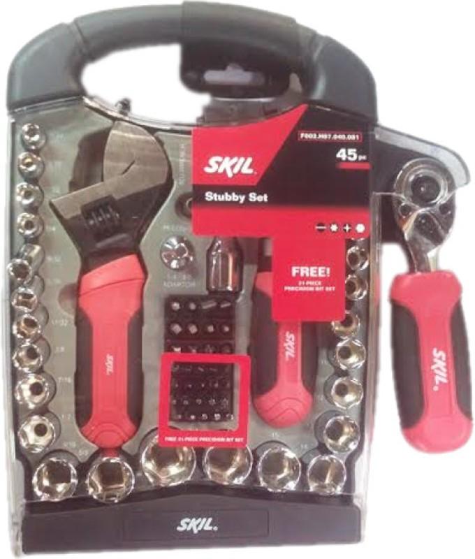 Bosch - Skil Hand Tool Kit(45 Tools)