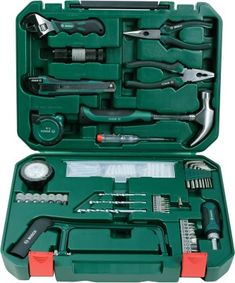 Bosch All in One Metal Hand Tool Kit (108 Piece)