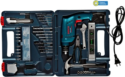 Bosch GSB 500 RE Home Tool Kit Power & Hand Tool Kit