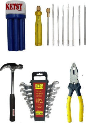 KETSY-804-Hand-Tool-Kit-(19-Pieces)