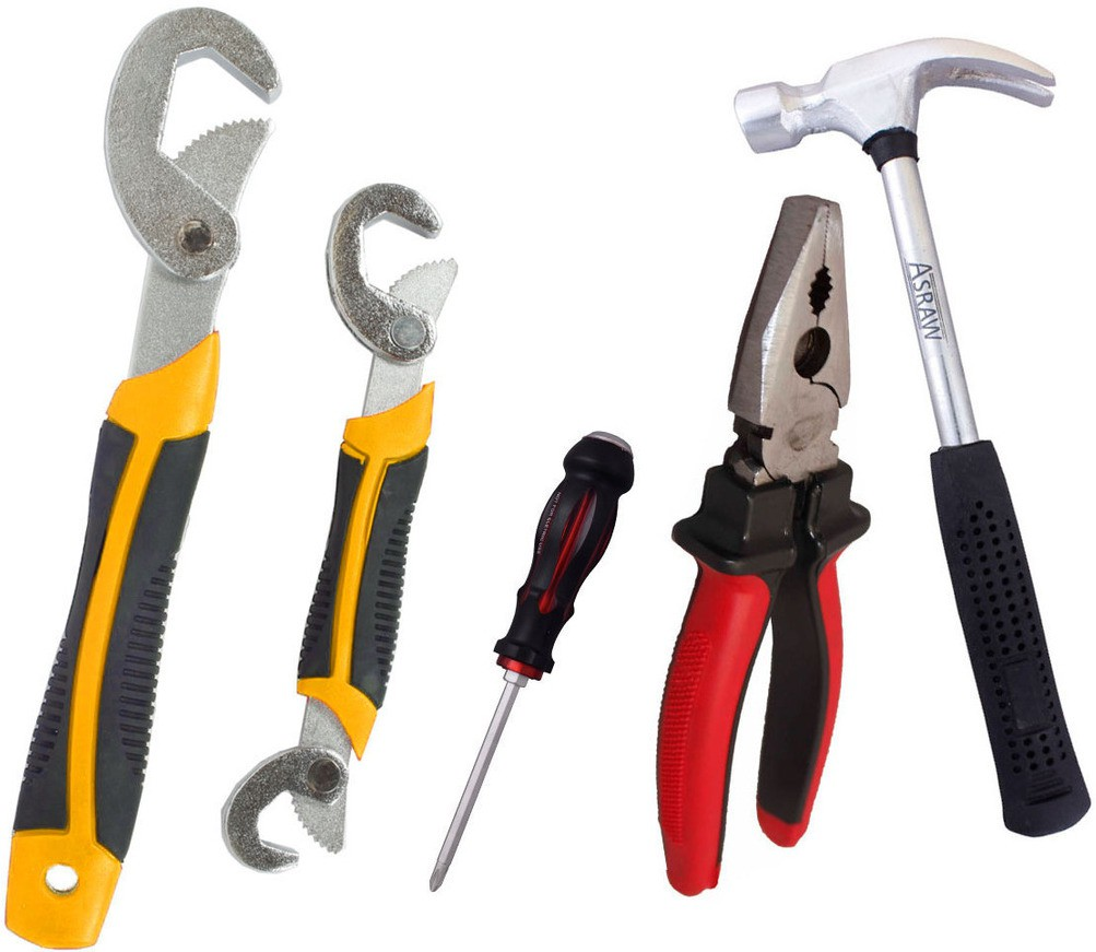 ASRAW Hand Tool Kit(4 Tools) Image