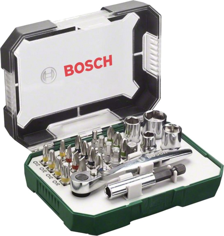 Bosch Hand Tool Kit(26 Tools)