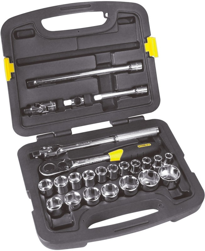 Stanley Hand Tool Kit(24 Tools)