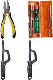 Stanley Hand Tool Kit(4 Tools)