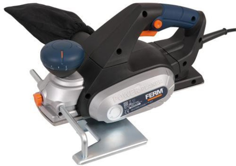 Ferm PPM1010 Power 650W Corded Planer(2 mm)