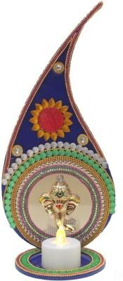 Atharva Creation Acrylic Prayer Desk