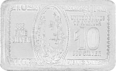 Payalwala 999S Dollar Silver Bar
