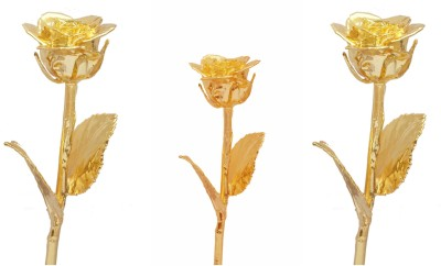 Giftz 11 inch Gold Rose