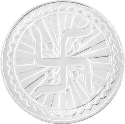 Payalwala Laxmi Ganesh S 999 10 Gram Silver Coin