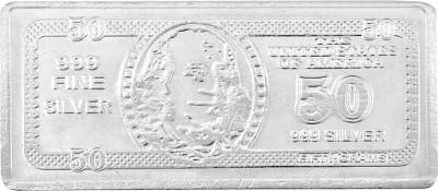 Jewel99 999S Dollar Silver Bar