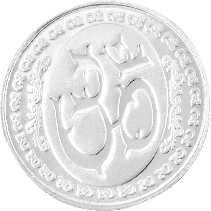 Payalwala Laxmi Ganesh S 999 10 Gram Silver Currency