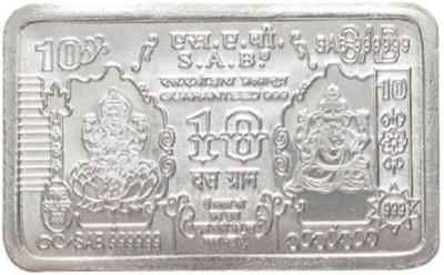 NDRR Lakshmi Ganesh BIS Hallmarked Bar Silver Festival
