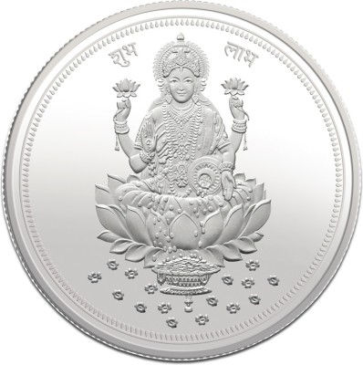 Modison Pure silver 999 Coin 10gm Idol