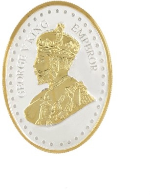 Jewel99 King George Gold Coin