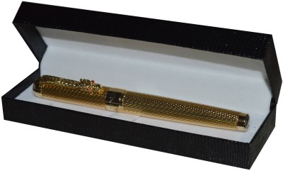 Kataria Jewellers Classic Dragon Gold Plated Pen