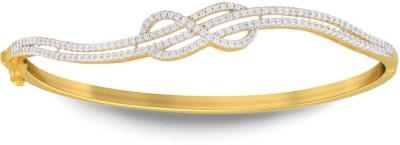 P.N.Gadgil Jewellers Spiraled Yellow Gold 22kt Bracelet(Yellow Gold Plated) at flipkart