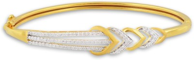 P.N.Gadgil Jewellers Little Hearts Yellow Gold 22kt Bracelet(Yellow Gold Plated) at flipkart