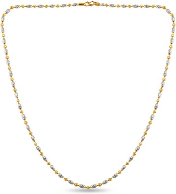 ZKD Jewels ZKDC018 Ball Chain Precious Chain(Yellow Gold 22kt NA)