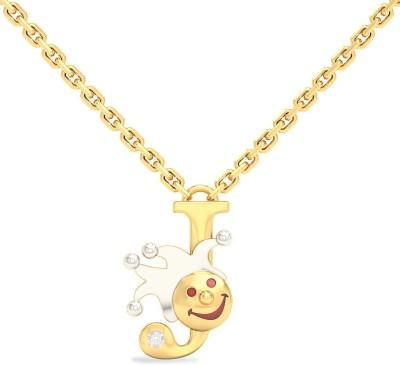 BlueStone 8389_SI_J_18 Princess Precious Necklace