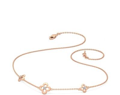 BlueStone 8883_SI_J_18 Princess Precious Necklace