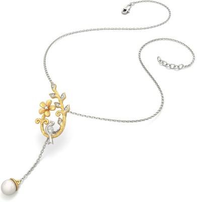 BlueStone 8699_SI_J_18 Matinee Precious Necklace