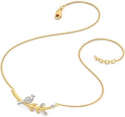BlueStone 8707_SI_J_18 Princess Precious Necklace