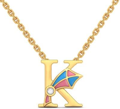 BlueStone 8391_SI_J_18 Princess Precious Necklace