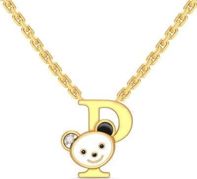 BlueStone 8370_SI_J_18 Princess Precious Necklace
