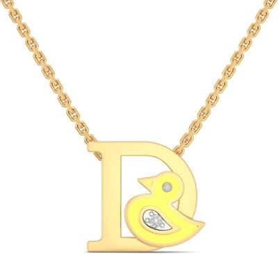 BlueStone 8385_SI_J_18 Princess Precious Necklace