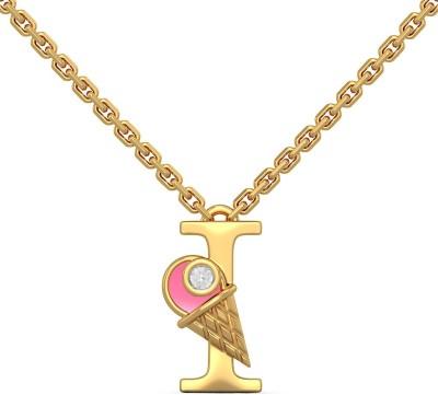 BlueStone 8373_SI_J_18 Princess Precious Necklace