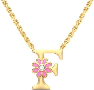 BlueStone 8372_SI_J_18 Princess Precious Necklace