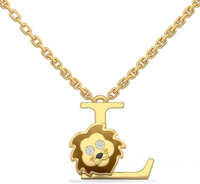 BlueStone 8382_SI_J_18 Princess Precious Necklace