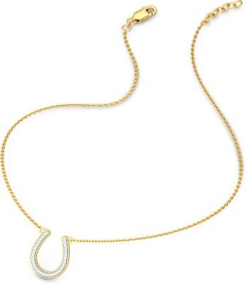 BlueStone 9518_SI_J_18 Princess Precious Necklace