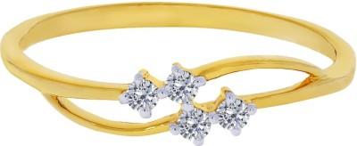 Kalyan Jewellers 92-LR1795 18kt Diamond Yellow Gold ring
