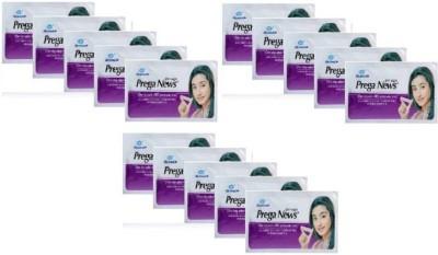Mankind Praganews Pack of 15 Pregnancy Test Kit(15 Tests)