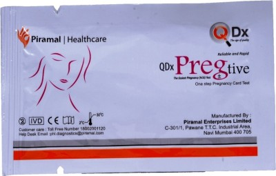 Mankind DxPregtive Pregnancy Test Kit(1 Tests)