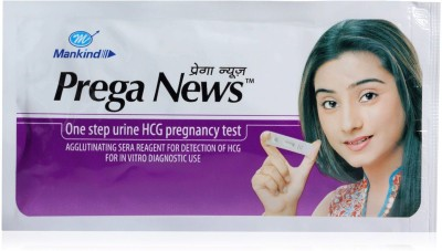 Mankind PREGANEWS Digital Pregnancy Test Kit(5 Tests)